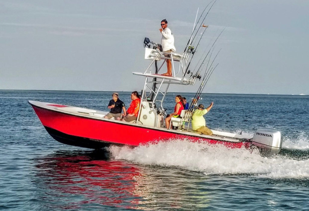 Black Pearl Fishing Charters | Outer Banks Sound Side fishing